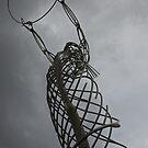 Statue in Belfast II by julie08