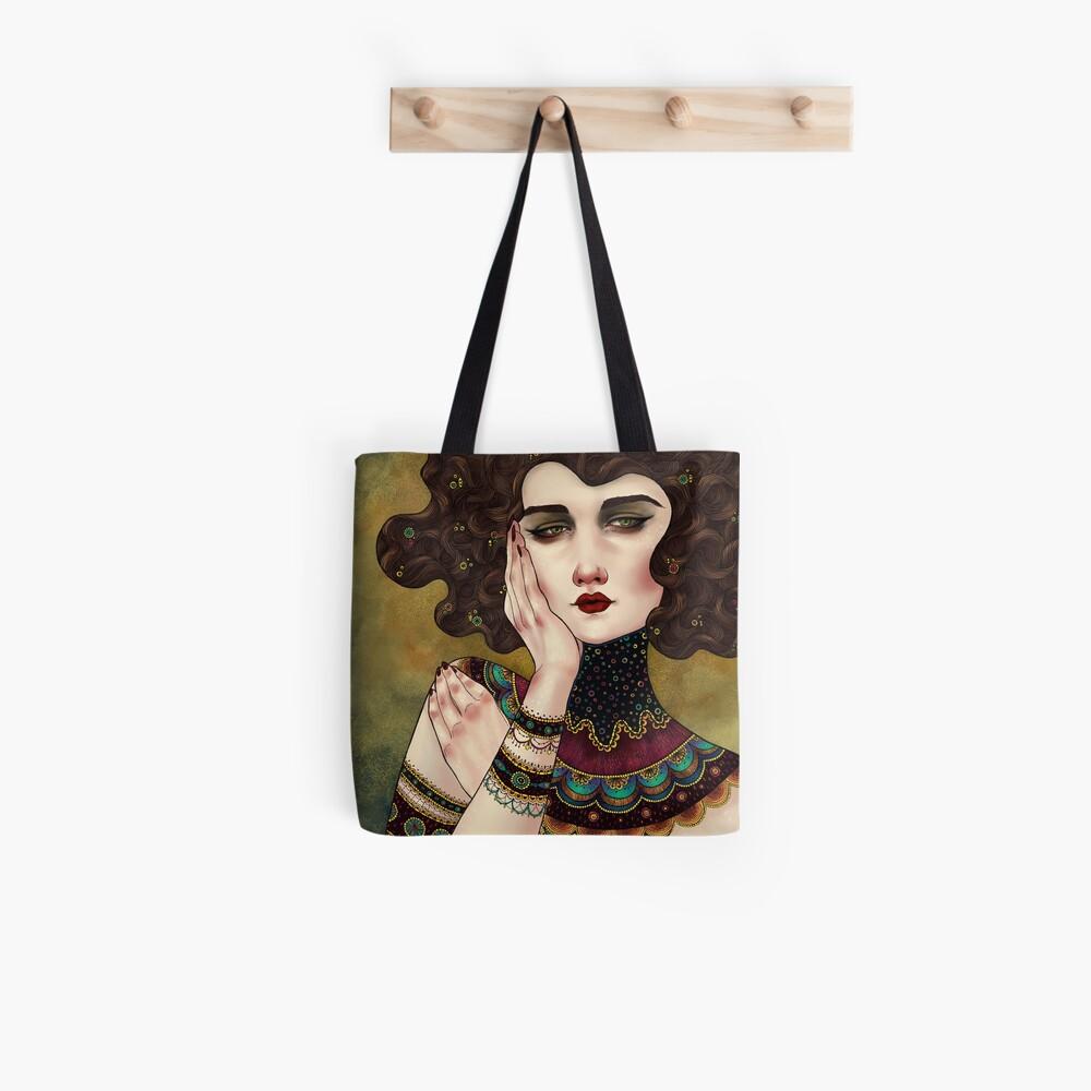 Klimt Muses 5 Tote Bag