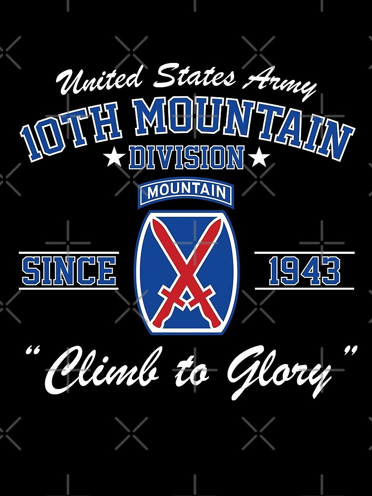 10th Mountain Division by nolamaddog