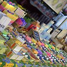 Soap stall by AbsintheFairy