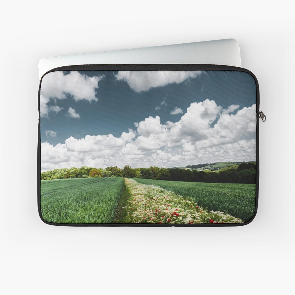 Sustainable Agriculture Laptop Sleeve