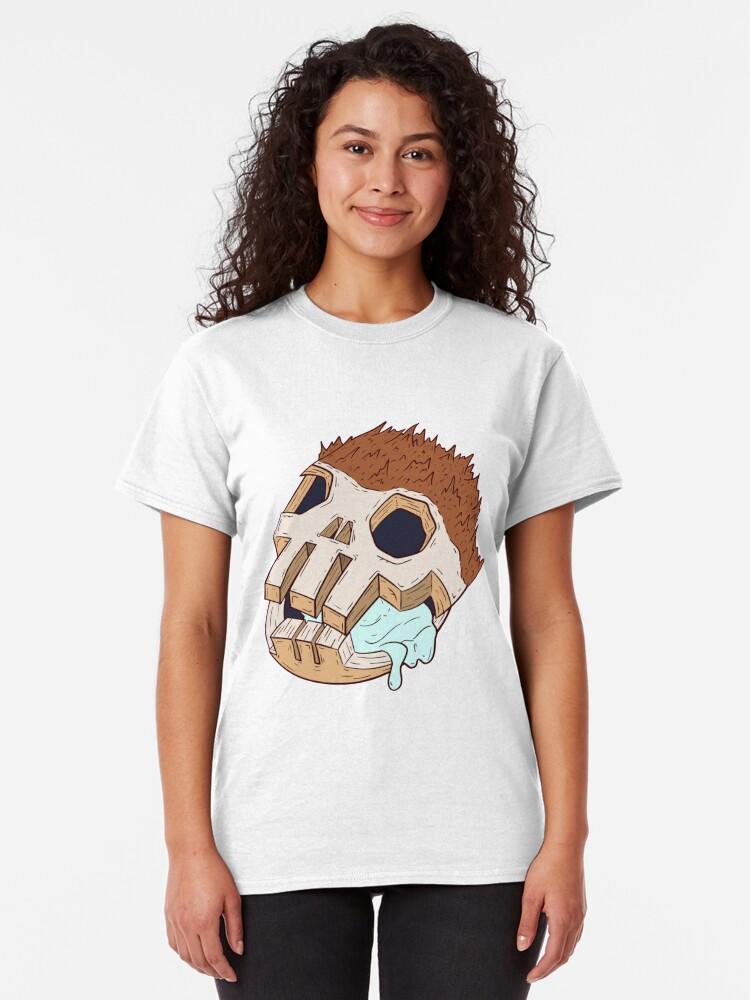 Alternate view of Muerte Colada Classic T-Shirt