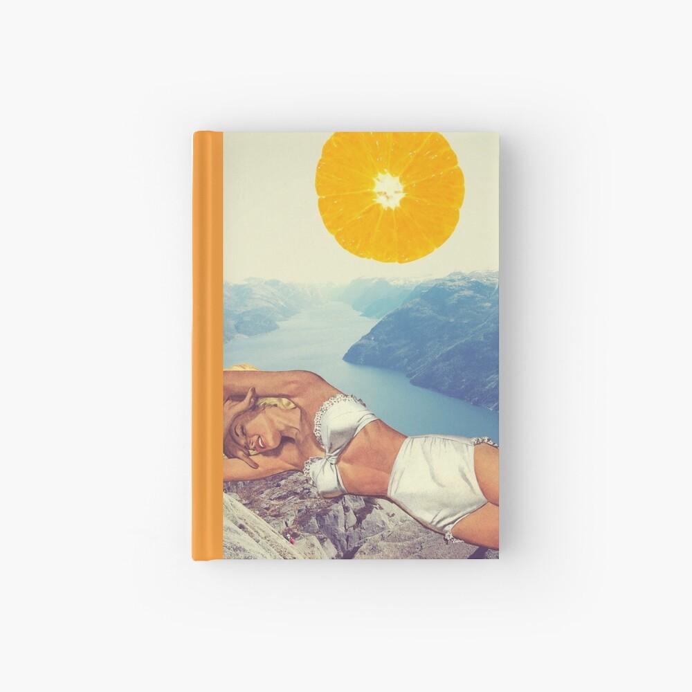 Vitamin Hardcover Journal