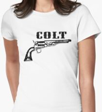 Colt 2 Women's Fitted T-Shirt