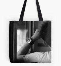 """""""10:08am"""" Tote Bag"""