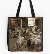 The dream factory Tote Bag