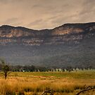 Guardian  Of The Valley - Capertee Valley, NSW Australia - The HDR Experience by Philip Johnson