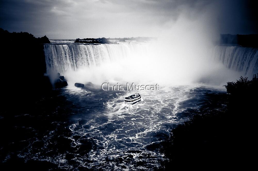 Niagra Falls by Chris Muscat