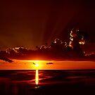 Keaton Beach Sundown by BobJohnson