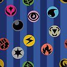 Pokemon Energy Pattern by ParadoxyIntent