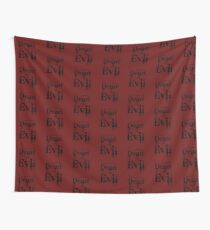 Dean of Evil Wall Tapestry