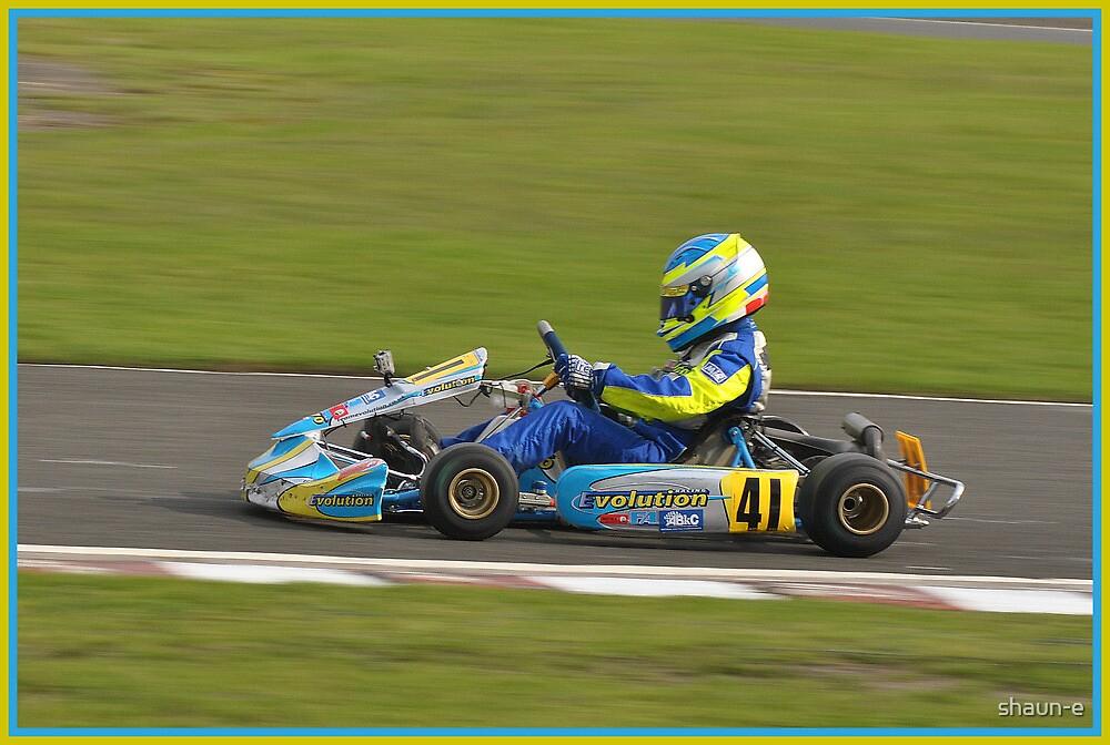 super 1 karting by shaun-e