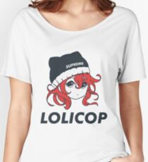 Supreme Lolicop (Cinnabar / Red) Relaxed Fit T-Shirt