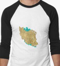 My Iran Baseball ¾ Sleeve T-Shirt