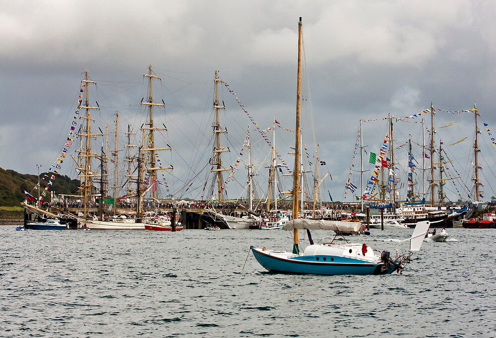 Falmouth Tall Ships by GBR309