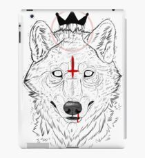 The Wolf King iPad Case/Skin
