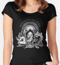 Servants of the Living Women's Fitted Scoop T-Shirt