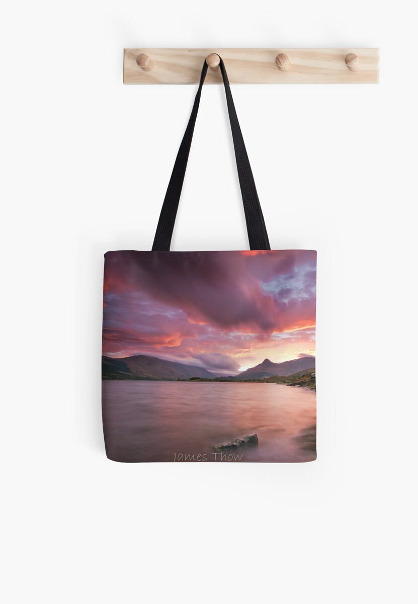 Glencoe sunrise by james  thow