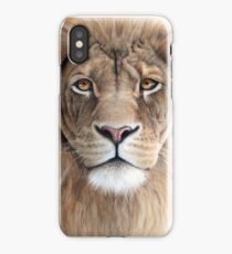 Lion Art iPhone Case/Skin