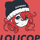 Supreme Lolicop (Cinnabar / Red) by Kiranime