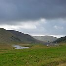 Showers in the Findhorn Valley by kernuak