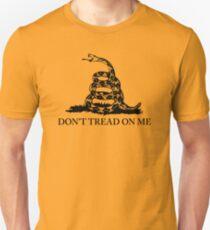 Classic Gadsden Flag Slim Fit T-Shirt