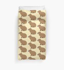 Capybara Duvet Cover