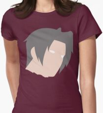 Miles Edgeworth Women's Fitted T-Shirt