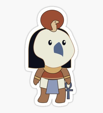 Tiny Ra Sticker