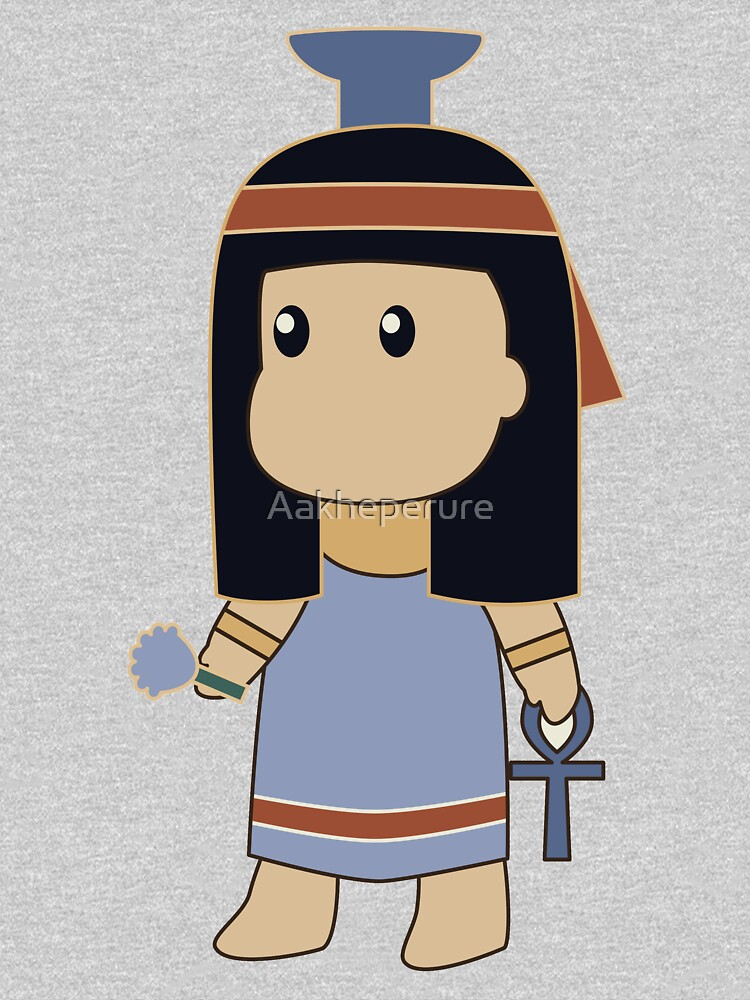 Tiny Nephthys by Aakheperure