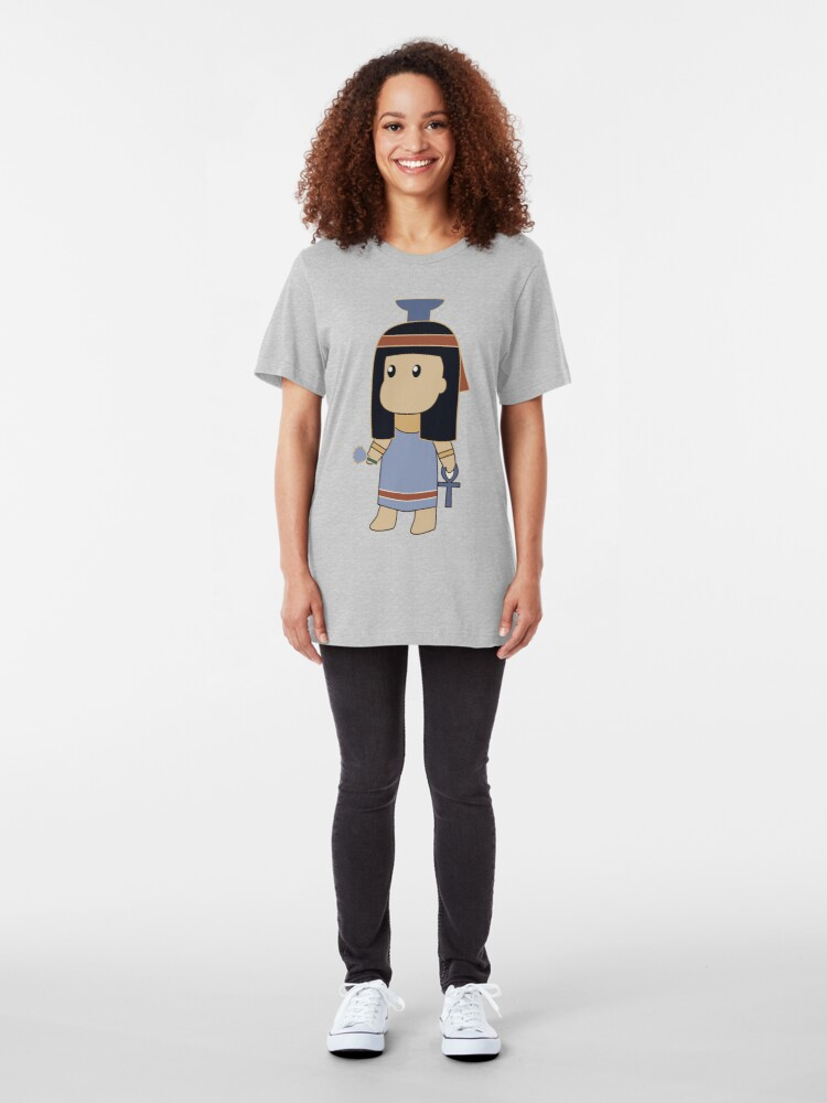 Alternate view of Tiny Nephthys Slim Fit T-Shirt