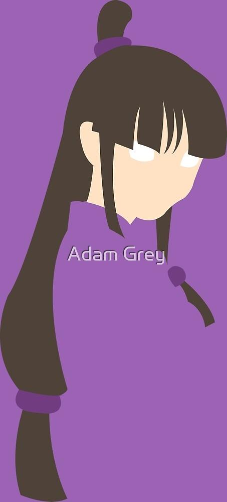 Maya Fey by Adam Grey