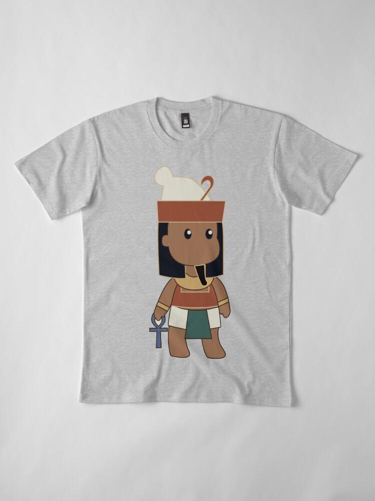 Alternate view of Tiny Atum Premium T-Shirt