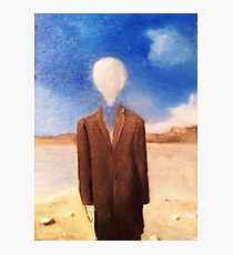 How Many Surrealists…?  Photographic Print