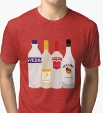 Alc Cartoon Tri-blend T-Shirt