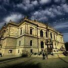 Rudolfinum, Prague by Stevacek