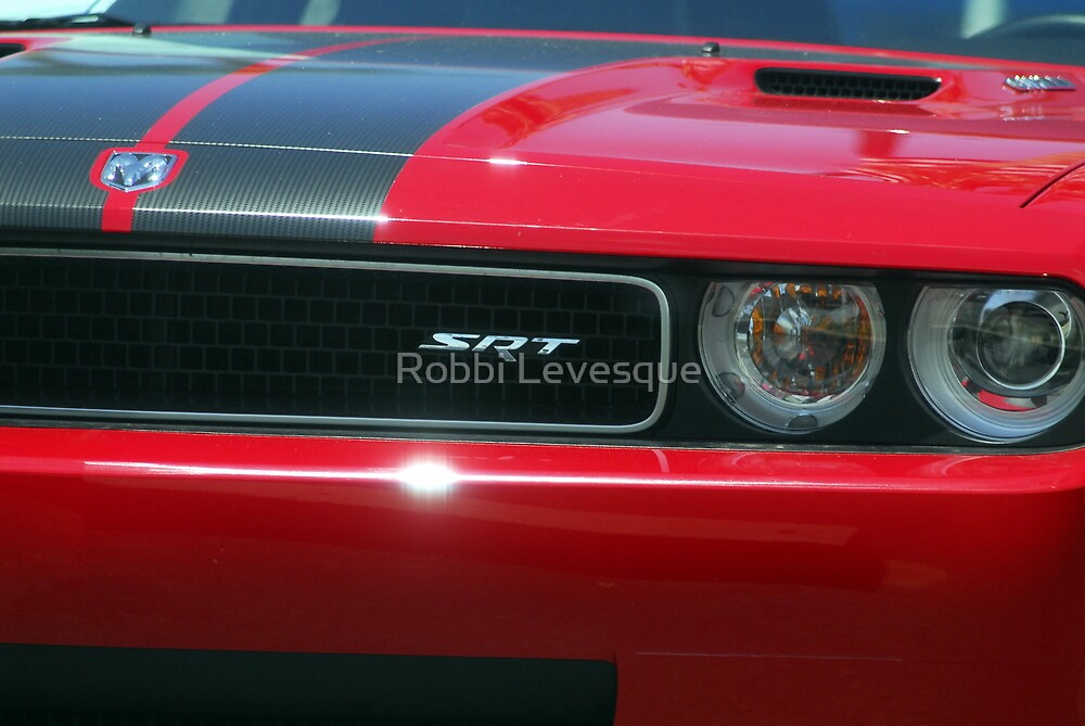 Dodge Challenger by down23