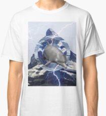 Cosmic Dolphin - Marine Matterhorn Classic T-Shirt