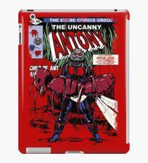 The Uncanny Antony iPad Case/Skin