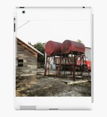 Farm equipment  iPad Case/Skin