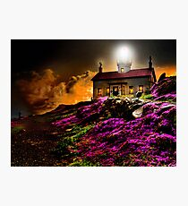 Cresent City Lighthouse Photographic Print