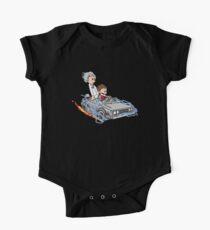 Body de manga corta para bebé Gran Scott Cruising