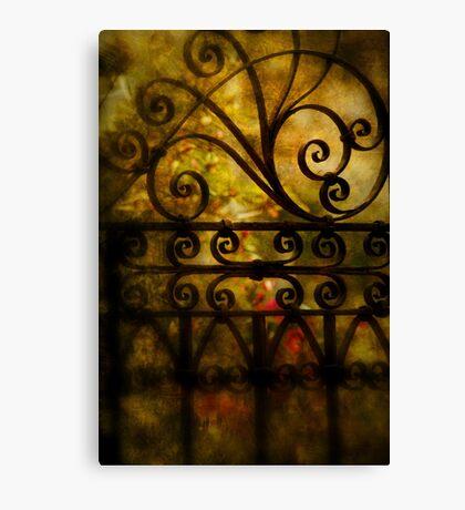 Open that door Canvas Print