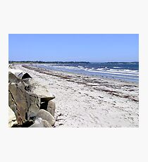 Crescent Beach, North-East Photographic Print