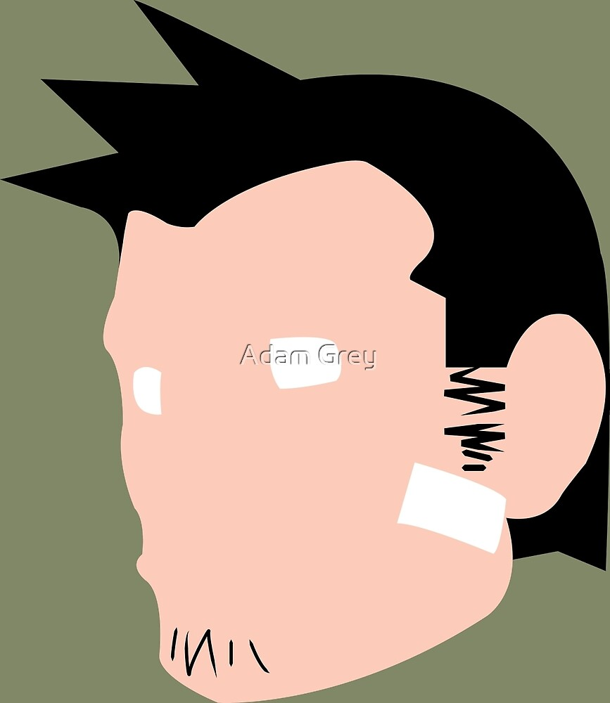 Dick Gumshoe by Adam Grey