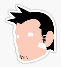Dick Gumshoe Sticker
