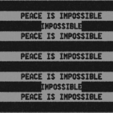 Peace by develo