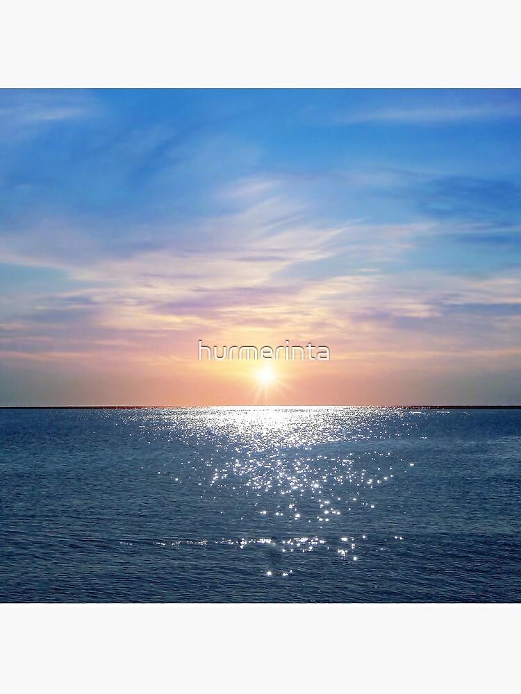 Sunny Morning At The Red Sea by hurmerinta