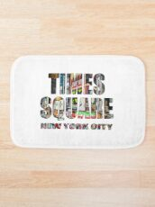 Times Square II Special Edition II Bath Mat
