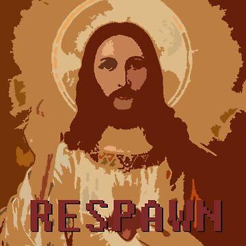 RESPAWNING JESUS by develo